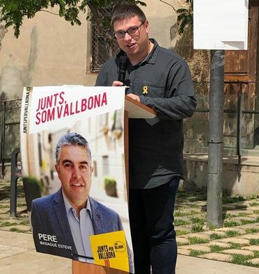 Pau Ter - Acte central de campanya